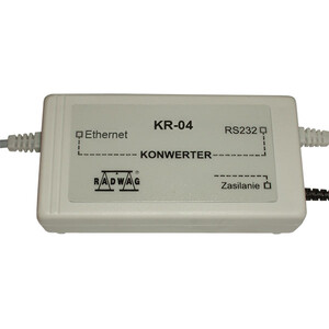 Konwerter RS232 - Ethernet